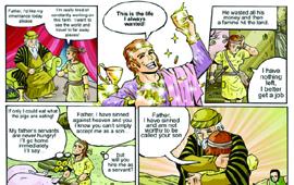 vihayana comic alkitab